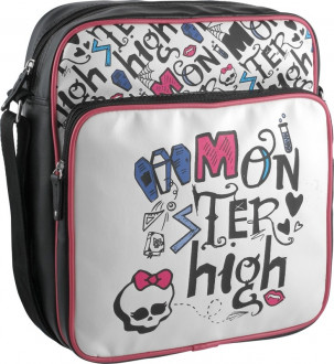 Сумка Kite Monster High №MH14-574K