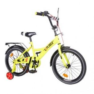 "Велосипед EXPLORER 18"" T-218112 yellow /1/"